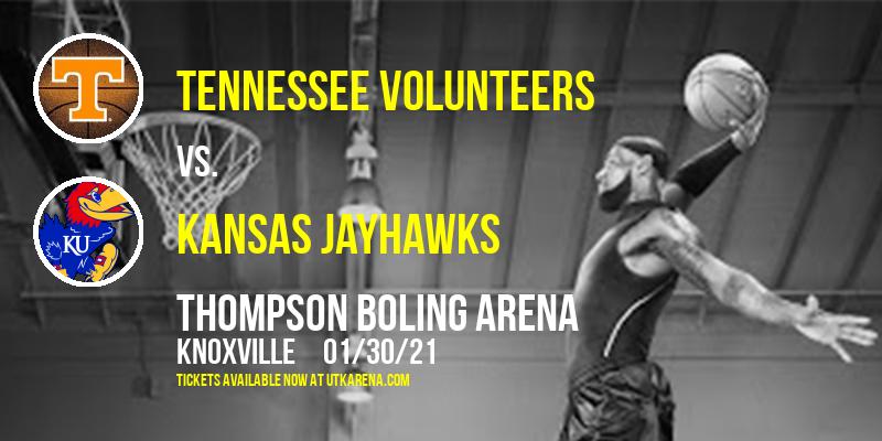 Tennessee Volunteers vs. Kansas Jayhawks at Thompson Boling Arena