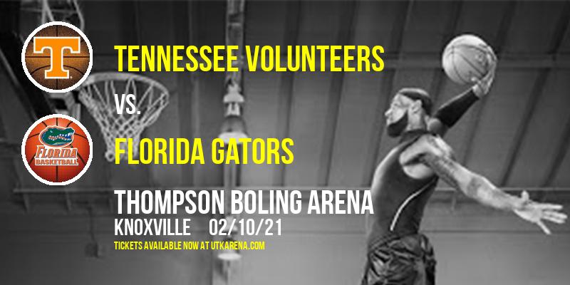 Tennessee Volunteers vs. Florida Gators at Thompson Boling Arena