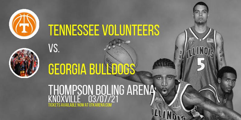 Tennessee Volunteers vs. Georgia Bulldogs at Thompson Boling Arena