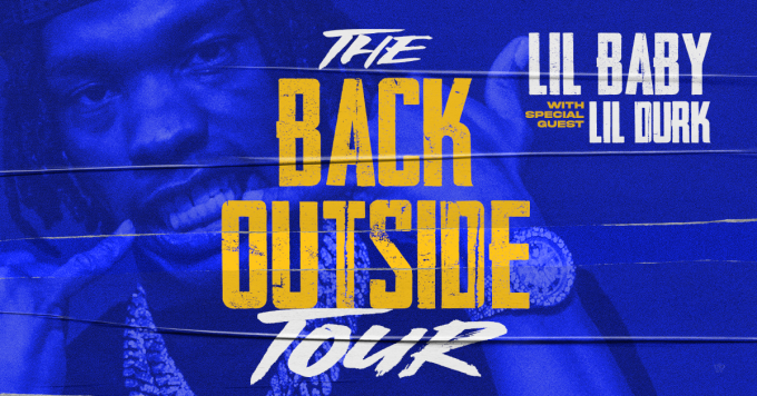 Lil Baby & Lil Durk at Thompson Boling Arena