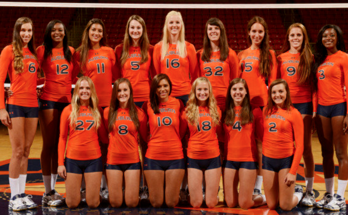 Tennessee Lady Vols Women's Volleyball vs. Auburn Tigers at Thompson Boling Arena